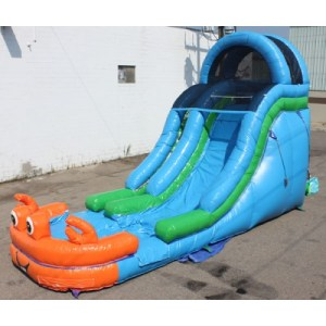 Under Sea Wet Dry slide