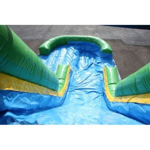 19Paradise Plunge Wet Dry slide