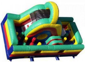 20Crazy Maze Obstacle Course combo