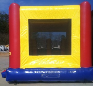 3Super Double Jumpy Jump bounce house combo
