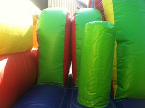 5Crazy Maze Obstacle Course combo