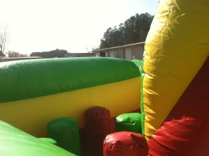 3Crazy Maze Obstacle Course combo