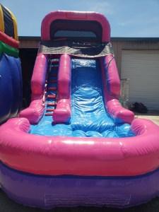 7Pretty Princess Wet Dry slide