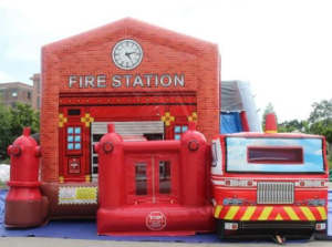 Fire Station Rescue Combo
