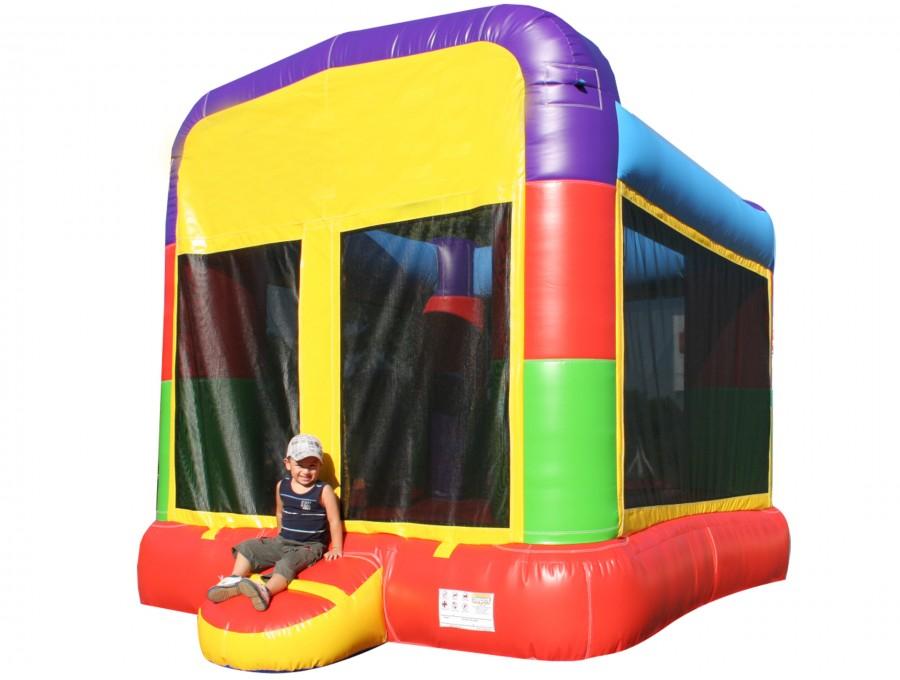 Jolly Jump Funhouse bounce house