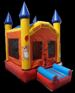 Teddy Bear bounce house