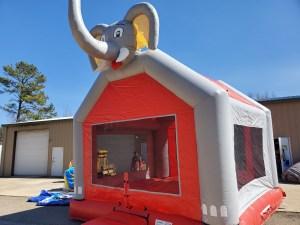Big AL Elephant front side