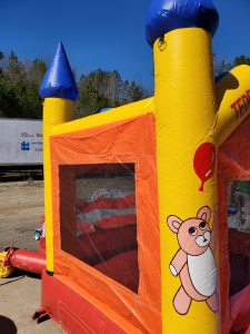 teddy bear picnic corner