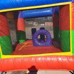 Jolly Jump Bounce House crawl through2