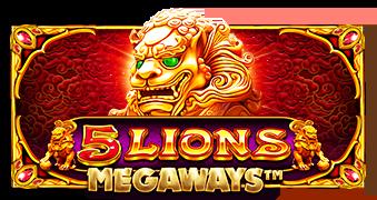 game slot 5 lions pragmatic
