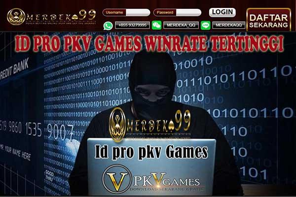 ID PRO PKV Games Winrate Tertinggi