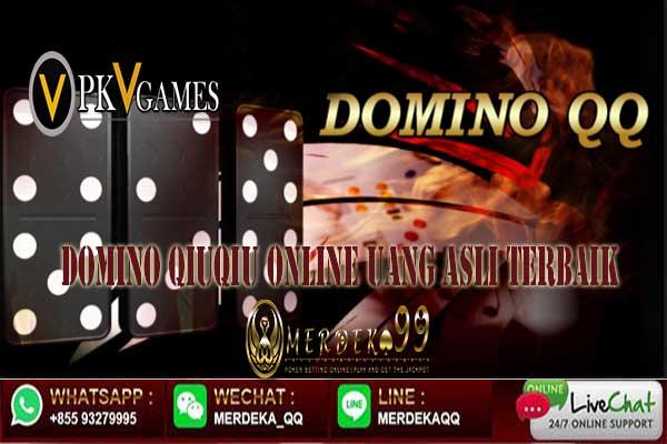 Domino QiuQiu Online Uang Asli Terbaik
