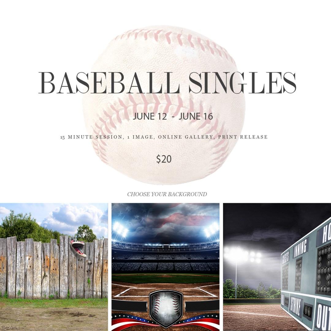 Baseball SINGLES