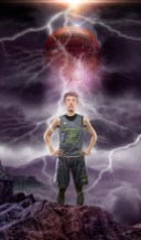 Strength of Thor - Basketball Edit - Andrew Facebook