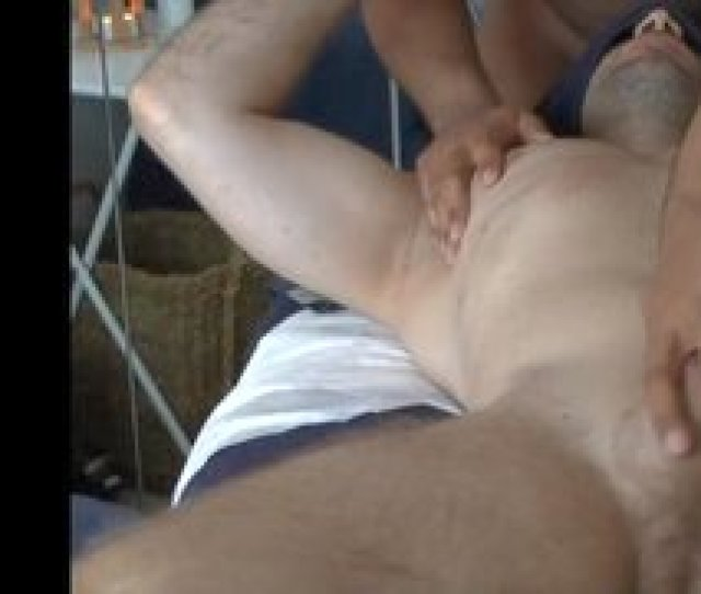 Hot Gay Erotic Massage