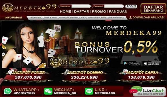 Situs Permainan Judi BandarQ Online Terpercaya