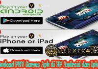 Download PKV Games Apk di HP Android dan Iphone