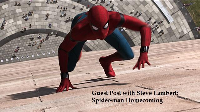 Spider-steve