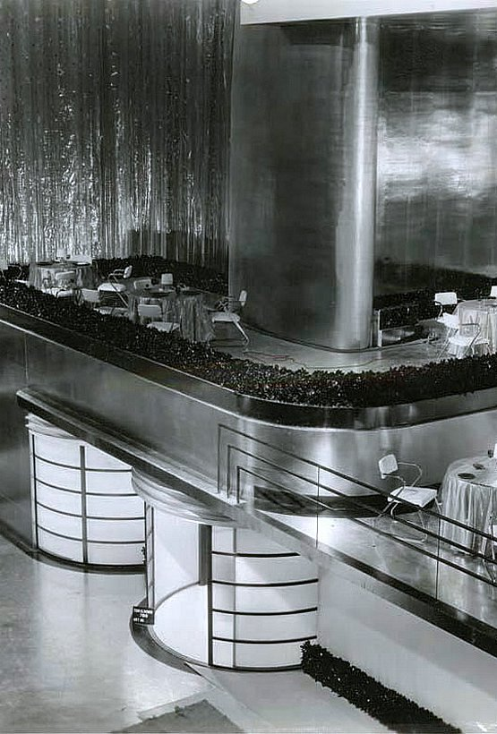 Hollywood Art Deco Style Film Set Design In The 1920s