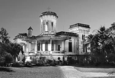 Castillo Carlota Palmerola. Aníbal Ovelar