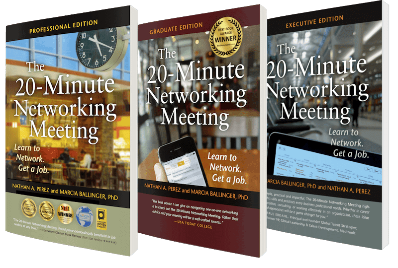 The 20-Minute Networking Meeting
