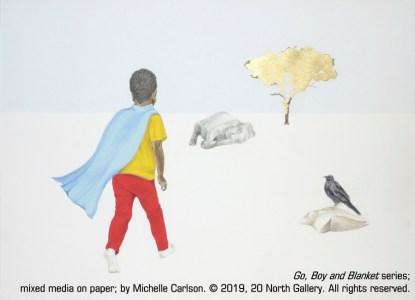 """Go"" by Michelle Carlson"