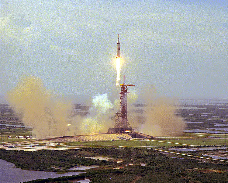 History is made with the final launch of the Apollo Program