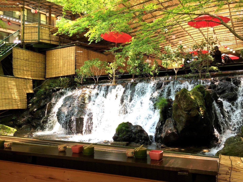 京都流水拉麵