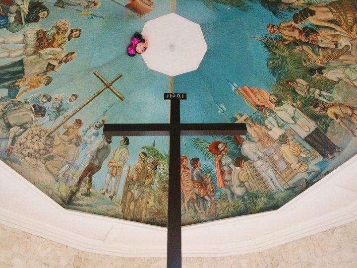 宿霧景點推薦 :麥哲倫十字架