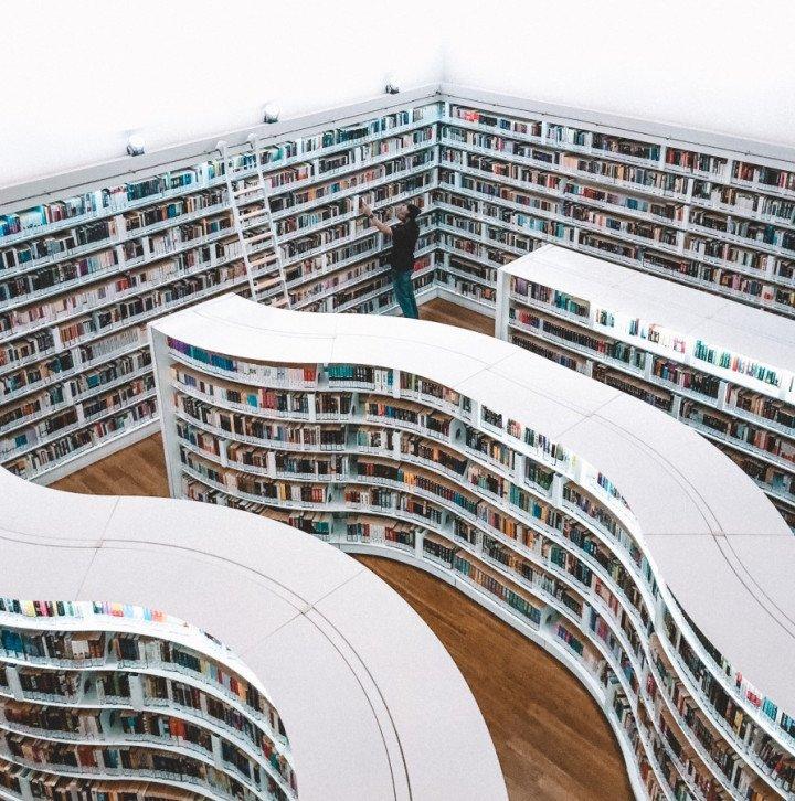 新加坡IG景點 :烏節圖書館