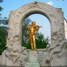 維也納城市公園 小約翰史特勞斯