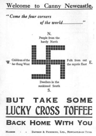 Ironically from a Jewish Cafe pre-1933