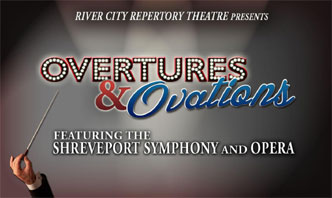 Overtures and Ovations logo