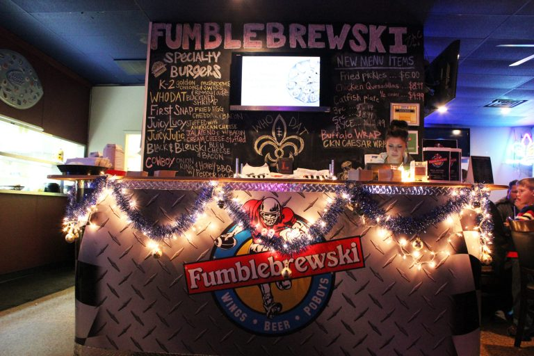 A photo of Fumblebrewski in Shreveport