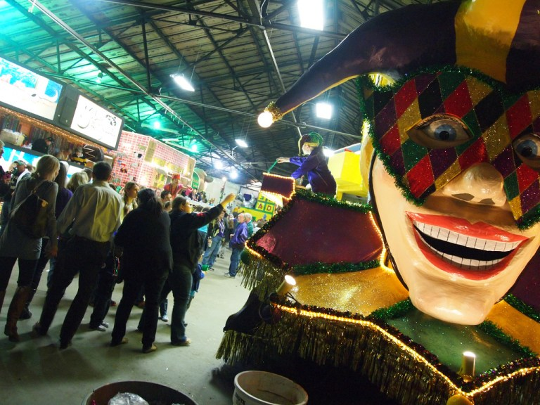 A photo from the Krewe of Centaur den party in Shreveport