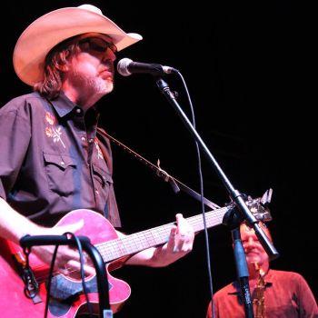 A photo of guitarist Buddy Flett
