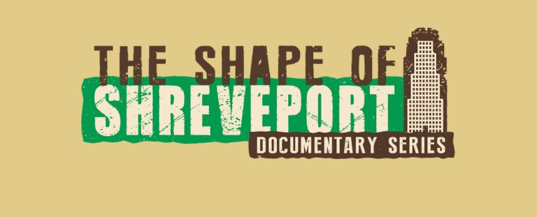 The logo of the Shape of Shreveport film series