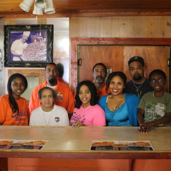 A photo of the Eddie's Restaurant family