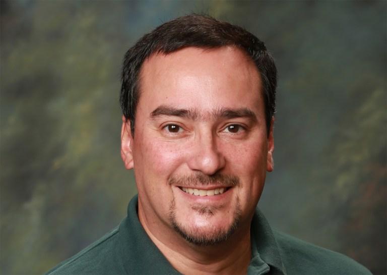 A photo of brewer John Palmer