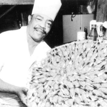 A photo of Chef Eddie Hughes