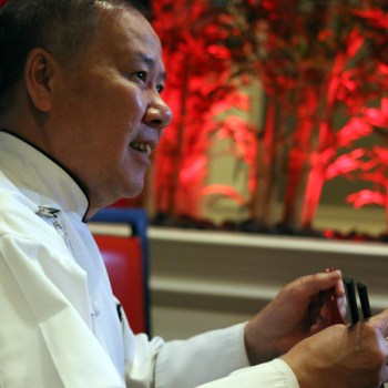 A photo of Chef Frederick Ngo