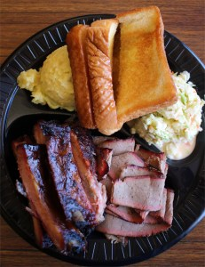 A photo of barbecue