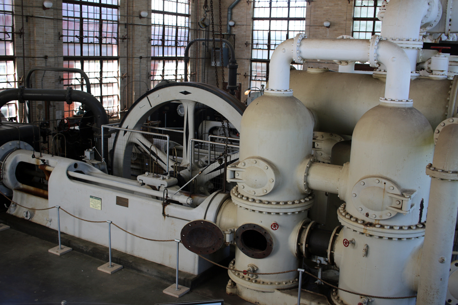 A photo of the Shreveport Water Works Museum