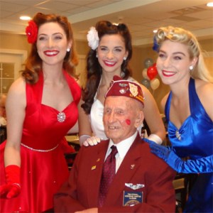 A photo of Victory Belles