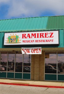 A photo of Ramirez Mexican Restaurant