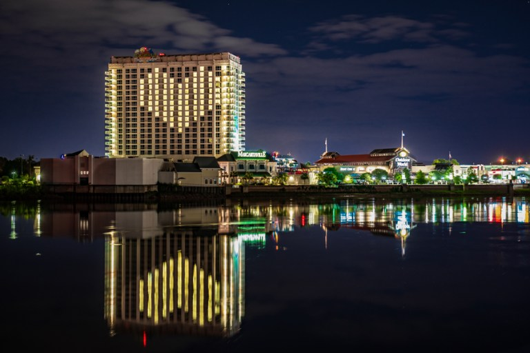 A photo of Margaritaville Resort Casino in Bossier City