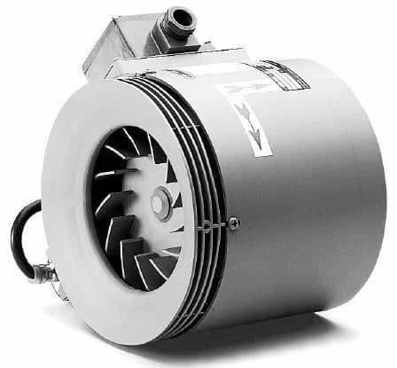 helios inlinevent explosion proof centrifugal fan rrk 180 ex