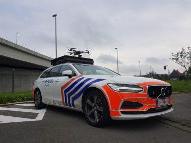 Volvo Police police de la route/Wegpolitie