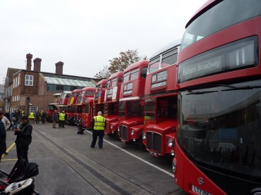 Selection of buses - which is your favourite?
