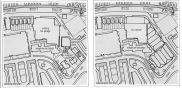 Site plan for the 1980s extention to Norbiton Garage (from Brick Bulletin)